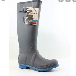 NWT Kamik Rain Boots sz 7 ☔️